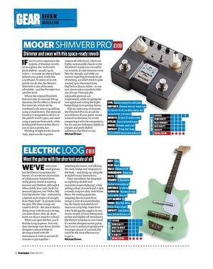 Total Guitar Mooer Shimverb Pro