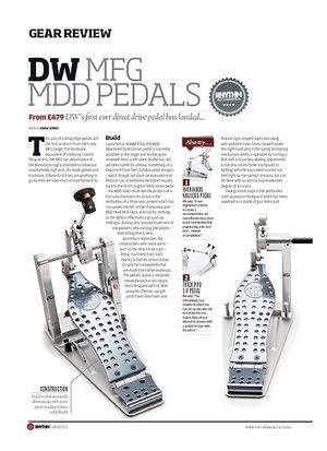 Rhythm DW Direct Drive Pedals