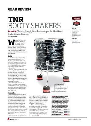 Rhythm TNR Booty Shakers