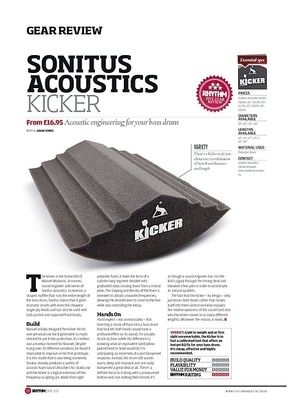Rhythm Sonitus Acoustics Kicker