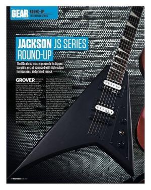Total Guitar Jackson JS32T Rhoads
