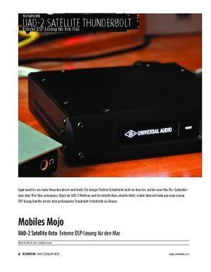 Sound & Recording UAD-2 Satellite Octo - Externe DSP-Lösung für den Mac