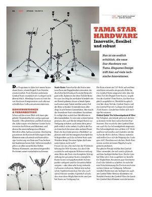 Sticks Tama Star Hardware