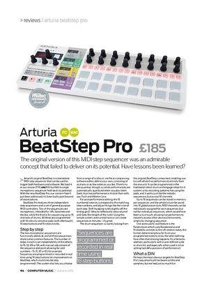 Computer Music Arturia BeatStep Pro