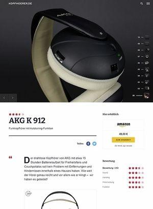 Kopfhoerer.de AKG K-912