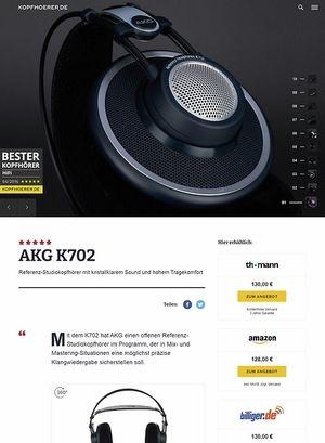 Kopfhoerer.de AKG K-702