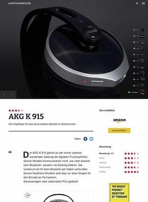 Kopfhoerer.de AKG K-915