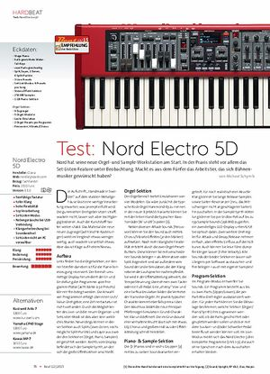 Beat Nord Electro 5D