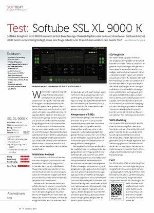 Beat Softube SSL XL 9000 K