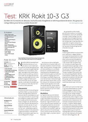 Beat KRK Rokit 10-3 G3