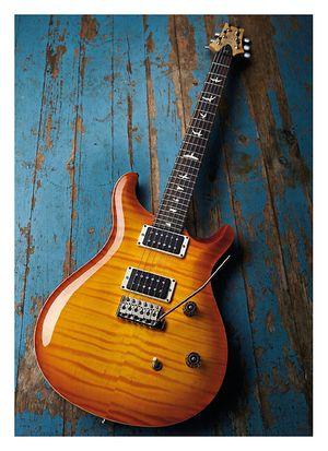 Guitarist PRS CE 24