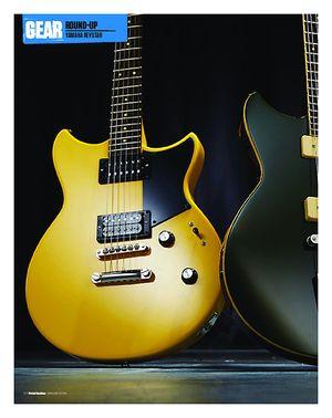 Total Guitar Yamaha Revstar Round-Up