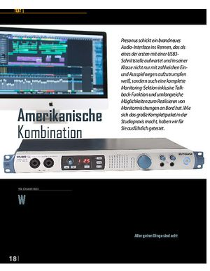 Professional Audio Presonus Studio 192