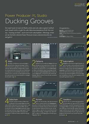 Beat Power Producer: Ducking Grooves