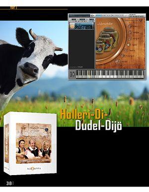 Professional Audio Best Service Alpine Volksmusik