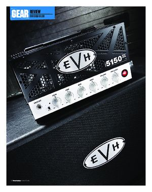 Total Guitar EVH 5150 III LBX