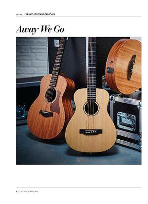 Guitarist Taylor GS Mini-E Mahogany