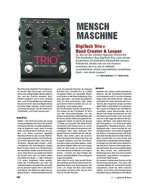Gitarre & Bass DigiTech Trio+ Band Creator &  Looper