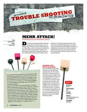 Sticks Mehr Attack!