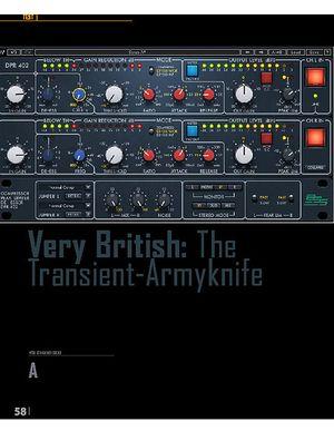 Professional Audio Waves BSS DPR-402