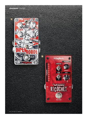 Guitarist Digitech Dirty Robot