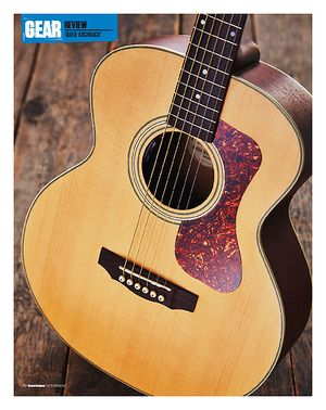 Total Guitar Guild Westerly Collection 'Archback' Jumbo Junior