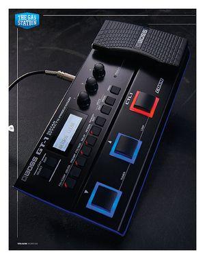 Total Guitar Boss GT-1