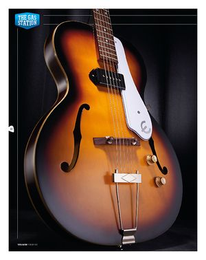 Total Guitar Epiphone Inspired by 1966 Century