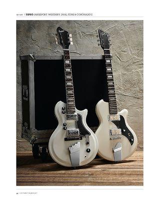 Guitarist Supro Dual-tone
