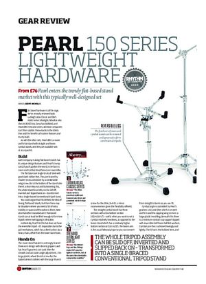 Rhythm Pearl 150 Series Lightweight Hardware