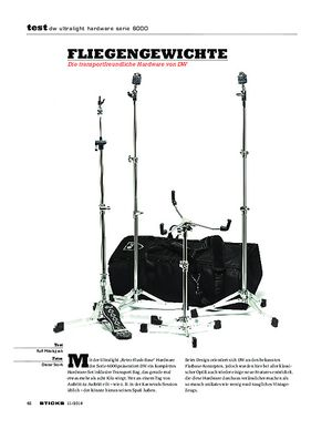 Sticks DW Ultralight Hardware Serie 6000