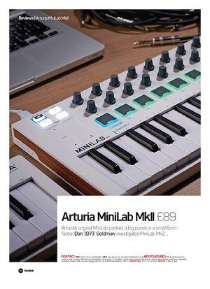 Future Music Arturia MiniLab MkII