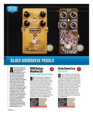 Total Guitar Mooer Blues Crab