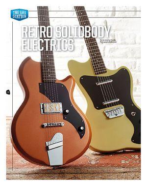 Total Guitar Gretsch Electromatic G5438 Pro Jet