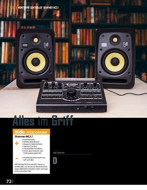 Professional Audio Drawmer MC 3.1