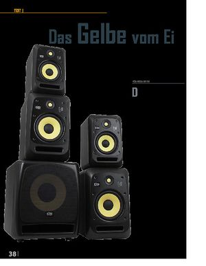 Professional Audio KRK V-Serie