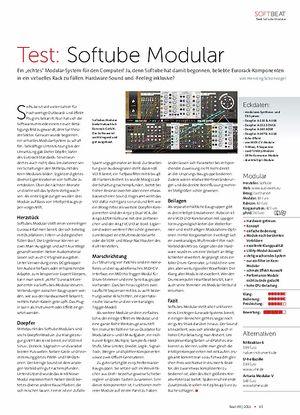 Beat Softube Modular