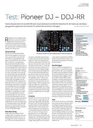 Beat Pioneer DDJ RR