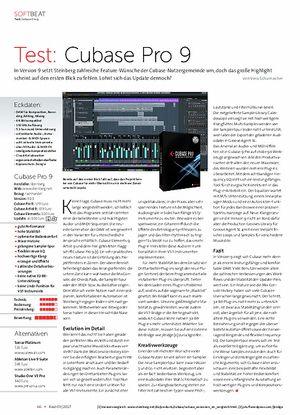 Beat Cubase Pro 9