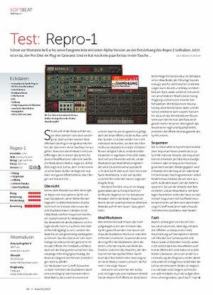 Beat u-he Repro-1