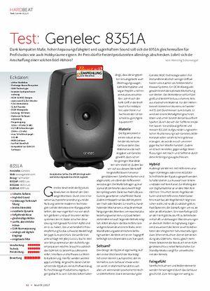 Beat Genelec 8351A