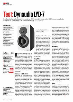 Beat Dynaudio LYD-7
