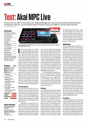 Beat Akai MPC Live