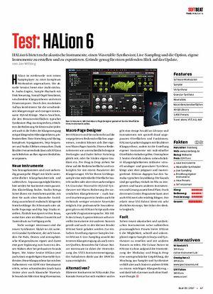 Beat HALion 6