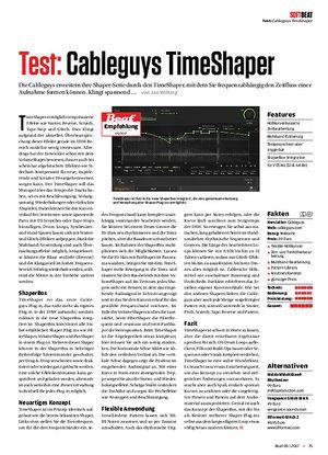 Beat Cableguys TimeShaper