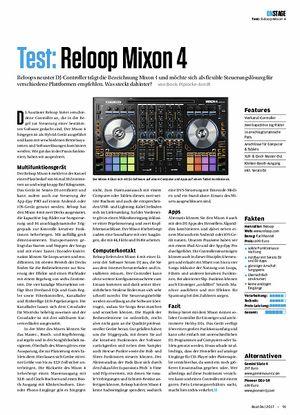 Beat Reloop Mixon 4