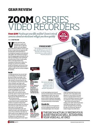 Rhythm Zoom Q Series Video Recorders