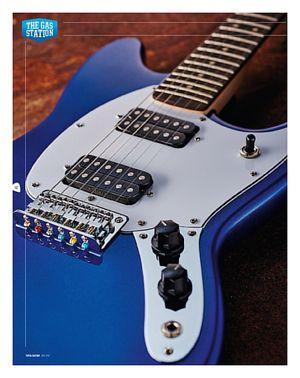 Total Guitar Squier Bullet Mustang HH