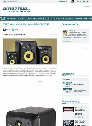Amazona.de KRK V6S4, V8S4