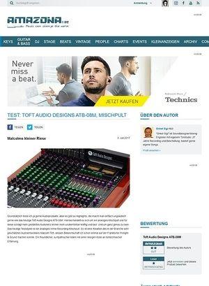 Amazona.de Toft Audio Designs ATB-08M